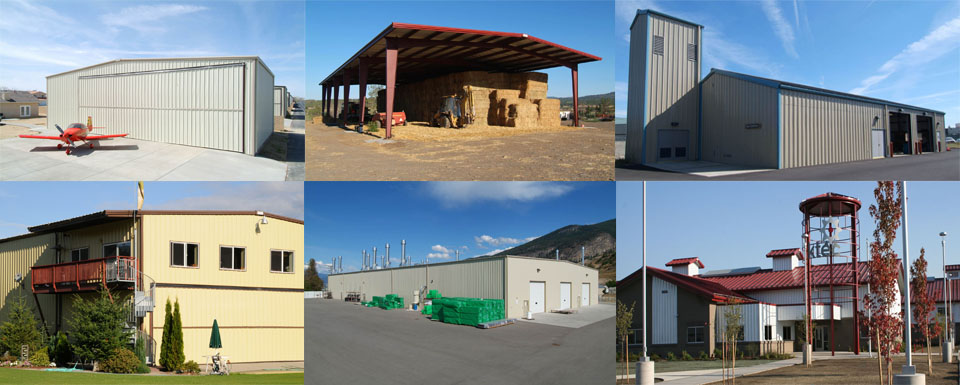 Commercial Building, Hangar Homes