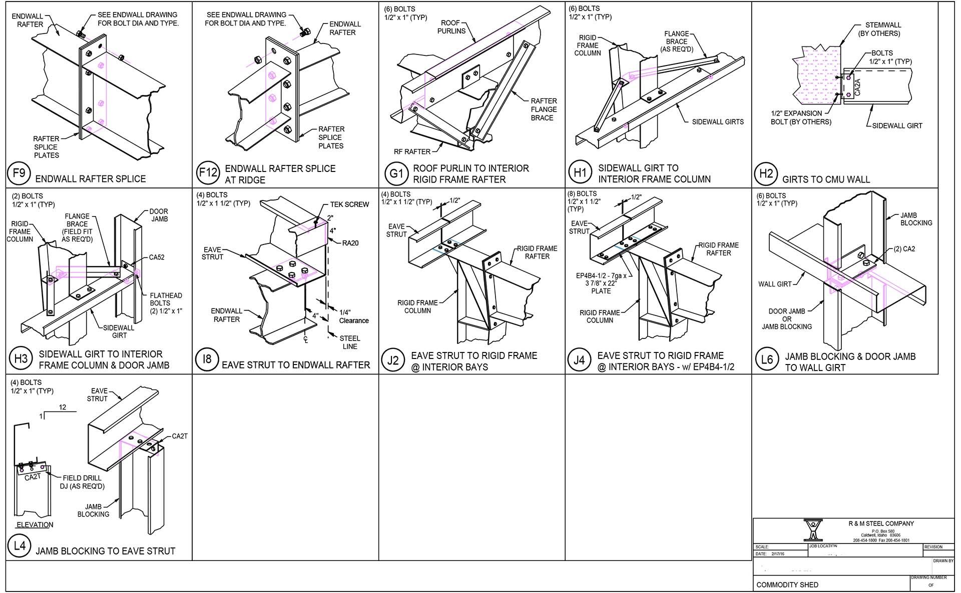\\steel2017a\Drawings\DRAWINGS\2016\02\FA126126\12-Dtls-2.FC7
