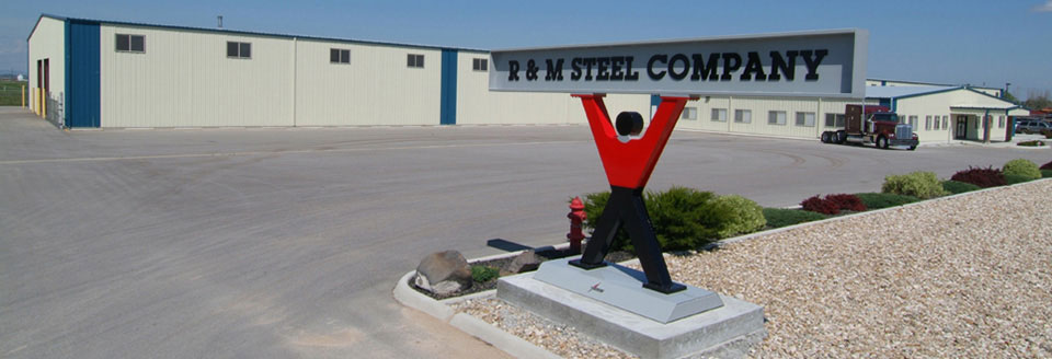 R Amp M Steel Company Custom Pre Engineered Metal Building